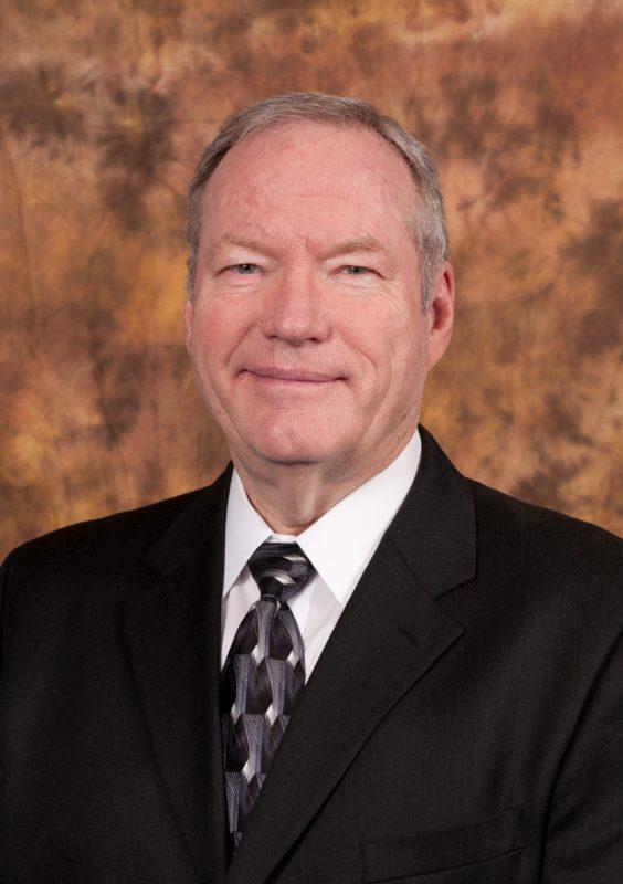 Board member Leo Dreith