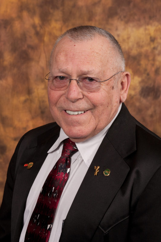 Board member John Irwin Jr.