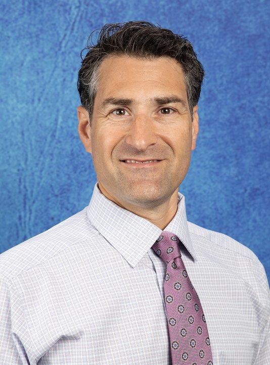 Board member John Costanti