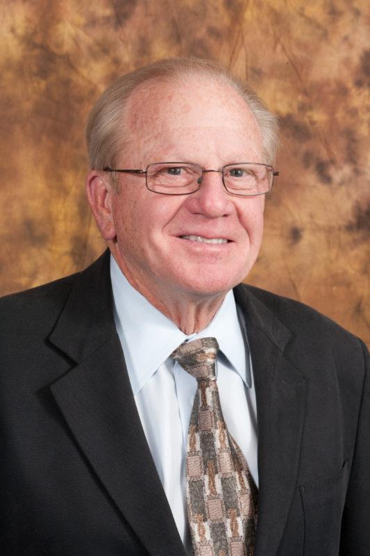 Board member Merle Anderson
